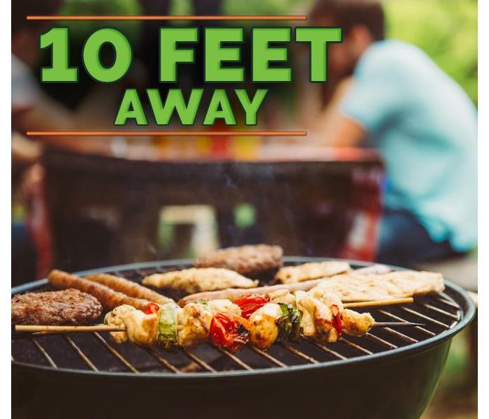 Fire Damage 3 Ways To Avoid Fires When Grilling