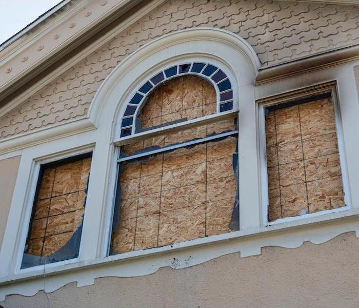 Fire Damage SERVPRO is Here to Help Restore Your Property After a Disaster